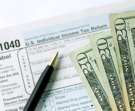 Money and Tax Form